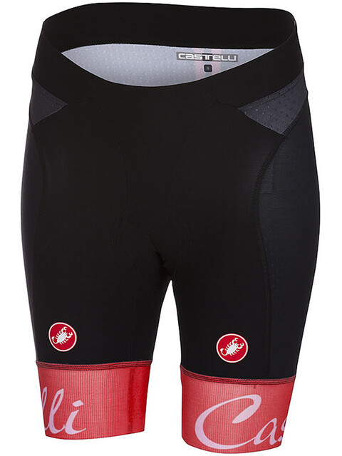 Castelli Free Aero Shorts Women red
